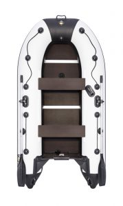 Лодка ПВХ Ривьера 2900 СК надувная под мотор