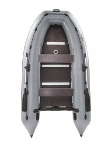 Лодка ПВХ Пиранья 320 Q5 SL со стрингерами килевая надувная под мотор