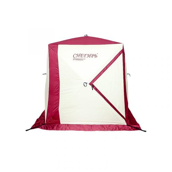 Фото Зимняя палатка Снегирь 3Т трехместная