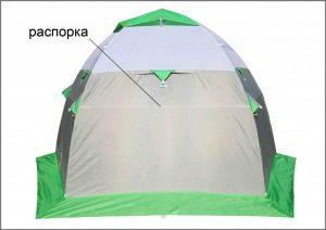 Распорка на каркас для палатки Лотос